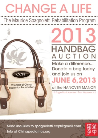 Handbag Auction Flyer 2013 1